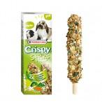 Versele-Laga Crispy Sticks ОВОЩИ лакомство для кроликов и морских свинок
