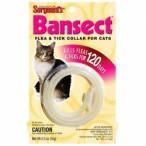 SENTRY Sergeants БАНСЕКТ (Bansect) ошейник от блох для кошек